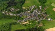 Hochburg der SPD: Das rheinland-pfälzische Örtchen Kundert