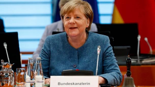 Merkel: Keine weiteren Corona-Lockerungen