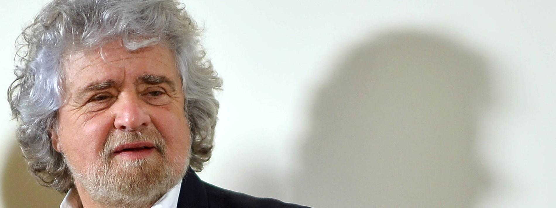 Schwerer Verdacht gegen Grillos Sohn