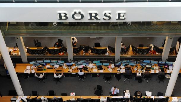 Börsen Hamburg, Hannover und Düsseldorf prüfen Fusion