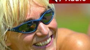 Heike Drechsler: Medaille, um nicht nackt dazustehen