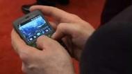 Microsoft und Google konkurrieren auch im Handy-Markt