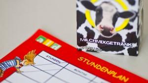 Bauernverband rügt Rückzieher bei gesüßter Schulmilch
