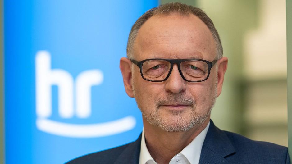 Will mehr Werbung und macht Werbung: HR-Intendant Manfred Krupp.