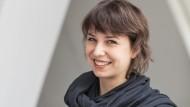 Steffi Kuhlmann, 26, studiert Architektur an der Berliner Universität der Künste...