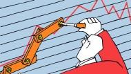 ETF: Eine gute Möglichkeit kostengünstig in Aktien zu investieren.