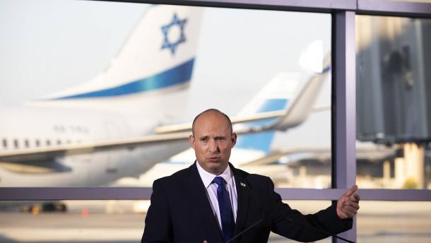 Geimpfte in Israel neu infiziert