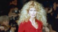 Multimillionen-Dollar-Frau: Supermodel Claudia Schiffer