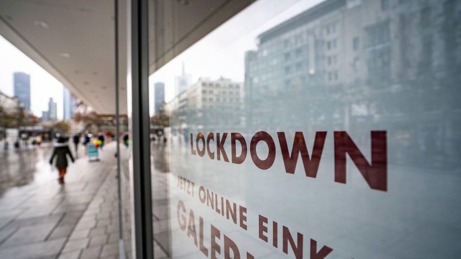 Wollen wieder Kunden empfangen: Händler im Lockdown