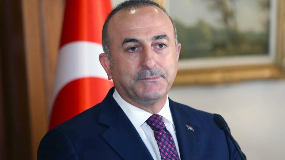 Macht Druck auf die EU: Mevlüt Cavusoglu, türkischer Außenminister
