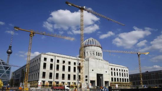 590 Millionen Euro für eine Baustelle