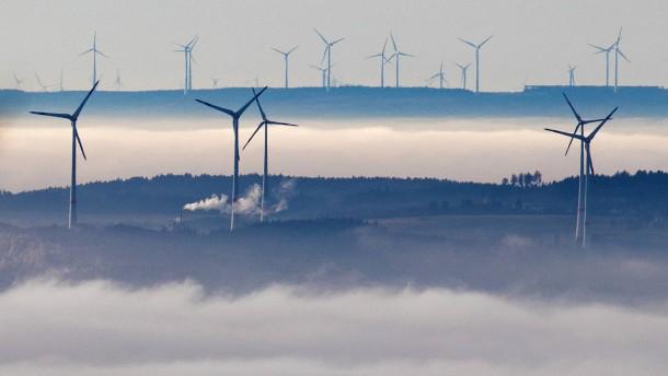 Landesregierung genehmigt Vorranggebiete für Windräder in Südhessen