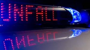 Unfall auf der A3: Brennender Lastwagen sorgt für langen Stau
