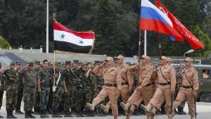 Russland, Iran und Türkei beraten sich zu Syrien