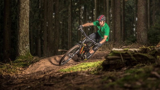 """Mit dem Mountainbike den """"Flow"""" erleben"""