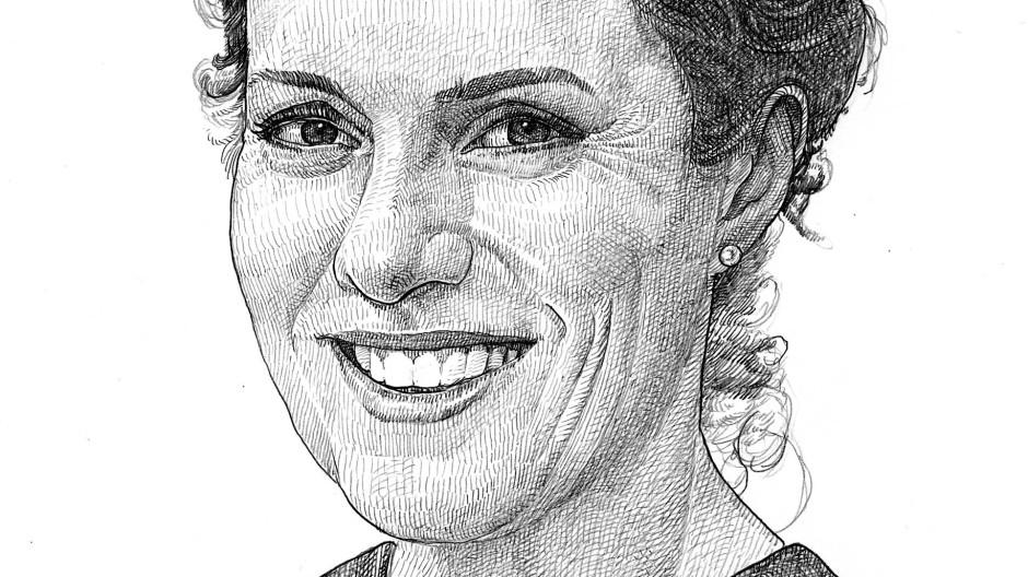 """Psychologie-Studium in Cambridge, ambitionierter Rudersport und Schuhe """"made in Italy"""": Das alles vereint Claudia Catacchio"""