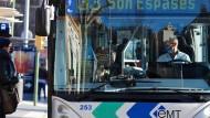 Die Regionalregierung der Balearen empfahl explizit, in öffentlichen Verkehrsmitteln zu schweigen, um die Corona-Ansteckungsgefahr zu reduzieren.