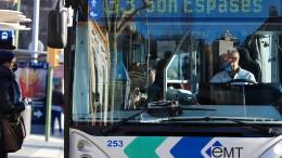 In Bussen soll geschwiegen werden