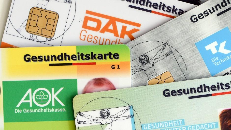 Im dritten Quartal haben die Krankenkassen ein Defizit von 3 Milliarden Euro eingefahren.