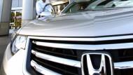 Auch Honda ruft Autos zurück