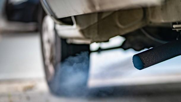 Diesel-Fahrverbote in Frankfurt rücken näher