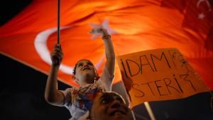 Steinmeier: Türkei muss Visabedingungen einhalten