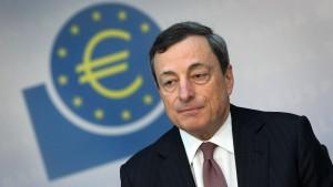 Europäische Zentralbank begrenzt Anleihekäufe