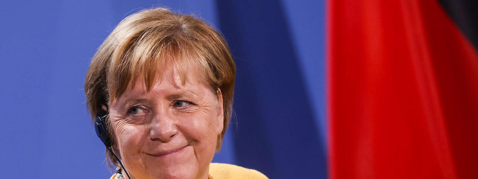 Merkel sagt mehr Impfstoff für Entwicklungsländer zu
