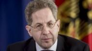 Hans-Georg Maaßen, Präsident des Bundesamts für Verfassungsschutz (BfV)