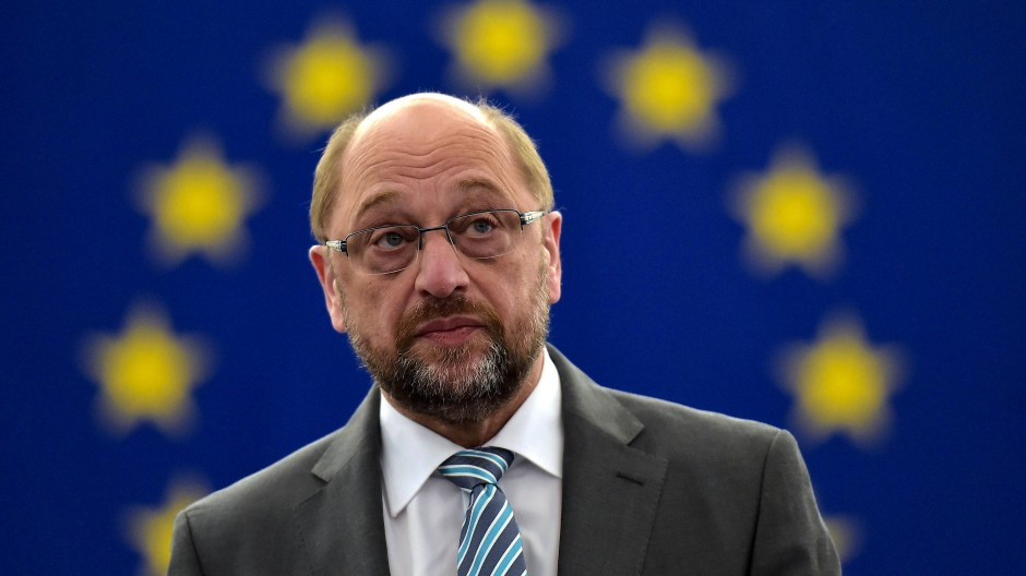 Flexibel in der Flüchtlingspolitik: EU-Parlamentspräsident Martin Schulz