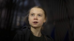 Greta Thunberg erhält erste Corona-Impfung
