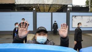 China sieht keinen Grund für neue WHO-Mission