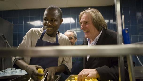 Gérard Depardieu verkauft Pariser Gourmetrestaurant