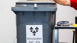 SPD-Kandidat vorne, CDU und Grüne kämpfen um Platz zwei