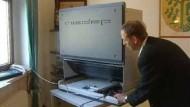 Wahlmaschinen auf den Schrott?