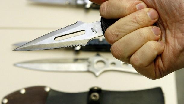 Ohne Messer zum Sternschnuppenmarkt