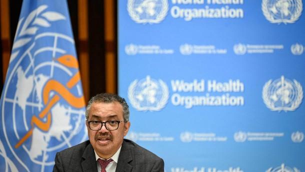 WHO hält 40 Prozent Impfrate in allen Ländern bis Jahresende für erreichbar