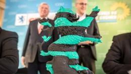 Schwarz-Grün feiert 100-Tage-Bilanz
