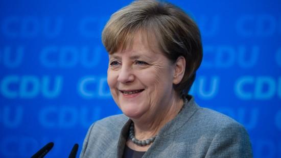Merkel will keine Minderheitsregierung
