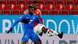 Hoffenheim gelingt ein mühsames Unentschieden