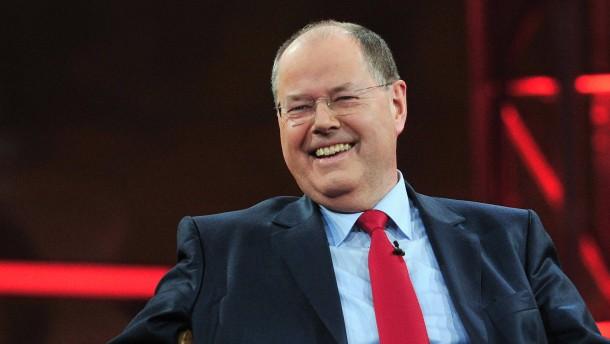 SPD erreicht mit Steinbrück die 30-Prozent-Marke