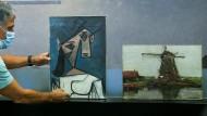 Kunstraub: Gestohlener Picasso wieder aufgetaucht