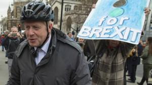 Brexiteers wettern gegen Mays neue Strategie