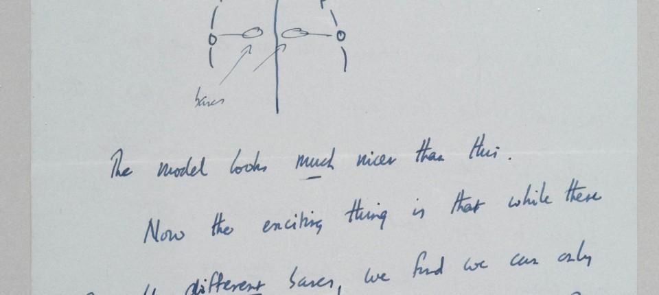 Rekordauktion Für Doppelhelix Brief Daddys 6 Millionen Dollar Dna