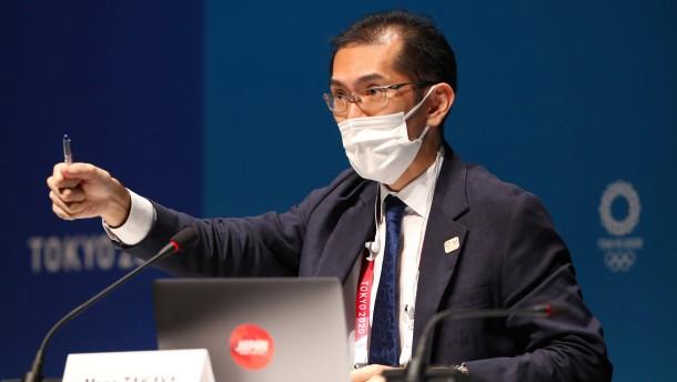 Taifun und Coronavirus bedrohen Olympische Spiele