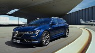 Viel Raum, klare Linien: der Renault Talisman Grandtour