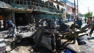 Familien getöteter Soldaten verklagen die Deutsche Bank