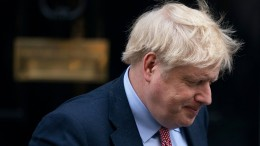 Washingtoner Medizin für Boris Johnson?