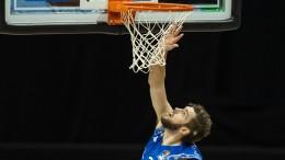 Der Basketball-Wikinger der Skyliners