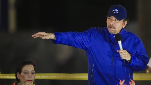 Nicaraguas Polizei nimmt fünf weitere Oppositionspolitiker fest